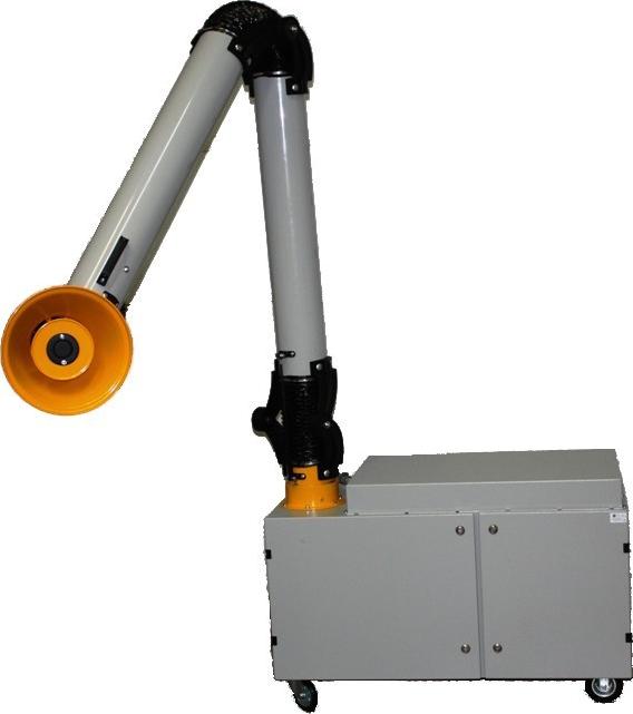 AXIOM Portable Dust Collector
