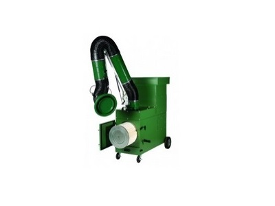Small Portable Cartridge Dust Collector