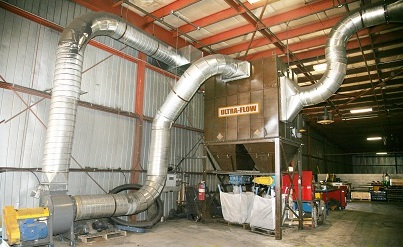 Bag House Dust Collection Systems