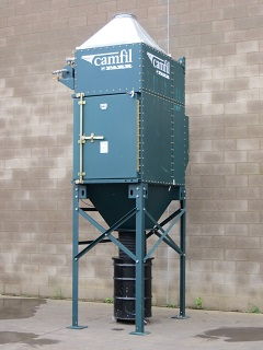 used Farr GS 6 dust collector
