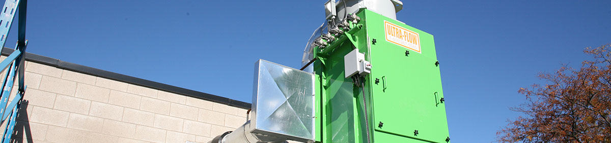 Dust Collecting Systems banner