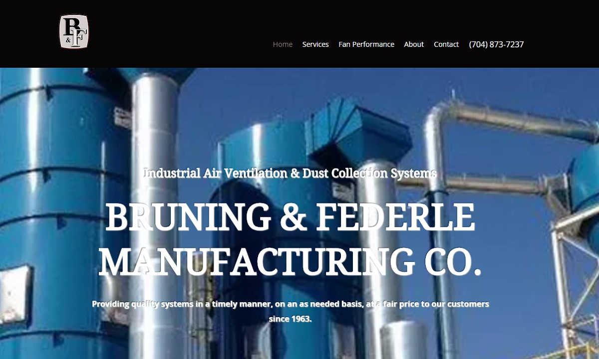 Bruning & Federle Manufacturing Company