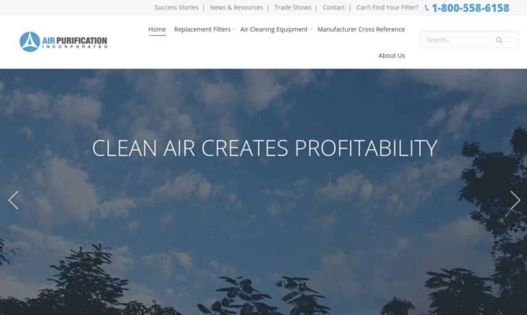 Air Purification, Inc.