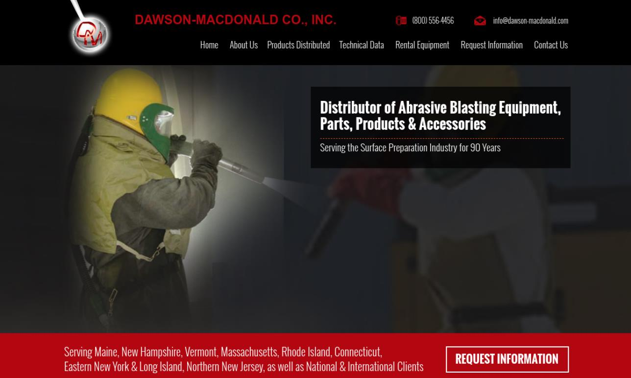 Dawson-Macdonald Co., Inc.