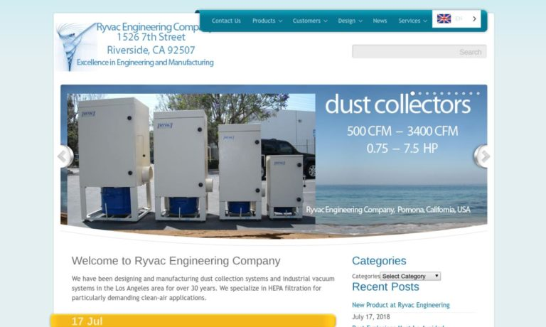 Ryvac Engineering Company