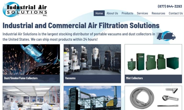 Industrial Air Solutions, Inc.