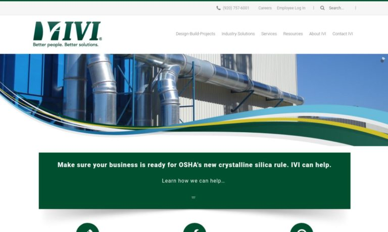 Industrial Ventilation Inc.