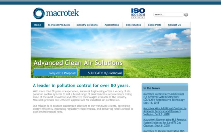 Macrotek Inc.