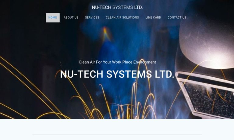 Nu-Tech Systems Ltd.