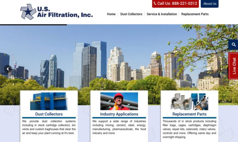 U.S. Air Filtration, Inc.