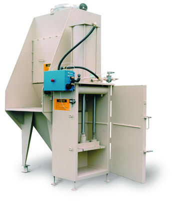 Bulk Bag Dumping Station and Compactor