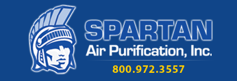 Spartan Air Purification, Inc. Logo